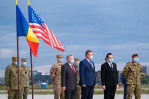 Romania sends specialists to Alabama